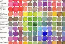 Watercolors / by Susan Engle