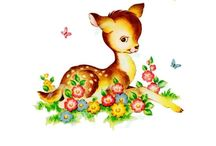Animals Illustrated / All creatures great and small / by retrogoddesses.com