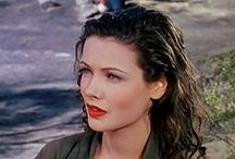 Gene Tierney / Gene Eliza Tierney was an American film and stage actress. Acclaimed as a great beauty, she became established as a leading lady  retrogoddesses.com / by retrogoddesses.com