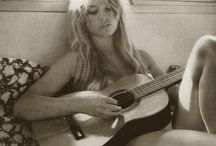 Brigitte Bardot / Brigitte Anne-Marie Bardot is a French former actress, singer and fashion model, who later became an animal rights activist. She was one of the best known sex symbols of the 1950s and 1960s and was widely referred to by her initials.  retrogoddesses.com / by retrogoddesses.com
