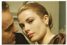 Grace Kelly / Grace Patricia Kelly was an American actress who, after marrying Prince Rainier III, became Princess of Monaco. retrogoddesses.com  / by retrogoddesses.com
