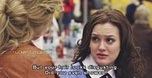 [séries] / Séries que já vi e amei, outras que estou acompanhando, Gossip Girl e Chuck Bass <3 <3 <3