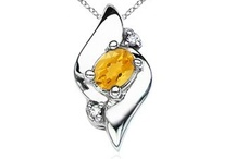 November Birthstone CITRINE / like a spring, like a summer ,every season you should have a special yellow moment!!  / by Angara Wish List