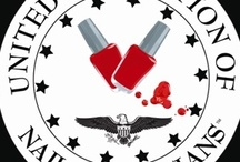 United Federation of Nail Technicians-Salon Humor / I am what I am  / by ♥ Debby Johnson   دبي جوهنسون