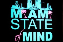 """*MIAMI* 5 47'16""""N 80 13'27""""W / Been there, done that. BE there DO that. / by ♥ Debby Johnson   دبي جوهنسون"""