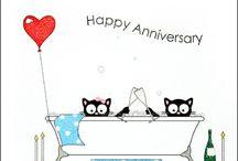 Anniversary / Anniversary well wishes / by retrogoddesses.com