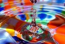 H20 / La Vida es Agua, Agua es Vida. En Arpa garantizamos una mejor calidad de vida. Para el buen funcionamiento de nuestro organismo, es tan vital beber agua como eliminarla. / by Arpa QualityUrbanAqua