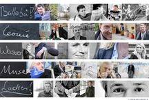 Literaturfotografie / Zu den spannendsten Aspekten unserer Arbeit gehören die Begegnungen mit Autorinnen und Autoren. Dies gilt natürlich umso mehr, wenn diese die schöne Aufgabe beinhalten, Porträtfotos der Büchermenschen zu erstellen.