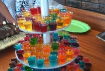 My Jell-O Americans / Colorful,unique and tasty recipes for Jell-O Shots / by ♥ Debby Johnson   دبي جوهنسون