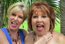 2 Twisted Step Sisters / You don't have to be nuts to be in this family...we'll train you! / by ♥ Debby Johnson   دبي جوهنسون