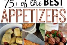 RECIPES APPETIZERS / by Kimberly Cox