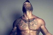 Beautiful...tattoos, yes the tatts... / by Garnette Reynolds