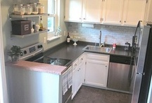 Kitchen Remodel Ideas / by Create Somethin