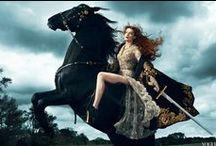 inspirational photos / hair, make up, styling, lighting, poses,fashion and gorgeous shots..