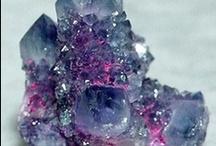 Crystals / by Nicole Spataro
