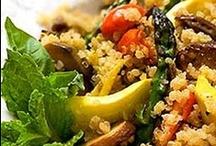 Crazy for Quinoa / by Nicole Spataro