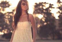 dressy summer style / Hot styles