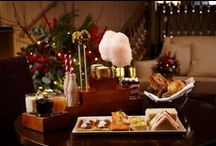 Festive Afternoon Teas / AfternoonTea.co.uk - The UK's most popular website for finding the perfect Afternoon Tea venue, with free online booking and instant confirmation by text and email.