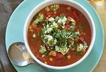 Soups to try in 2015 / by Cindy Hynes