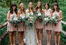 K+M... Bridal Party