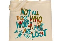 t o t e s / Cotton canvas totes!