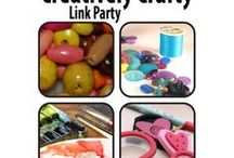 Creatively Crafty Link Party #CCBG