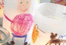 crafty kiddo love...