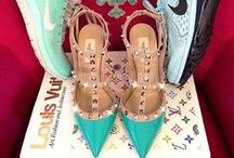 Shoes Stilettos Sneakers / Shoespiration