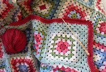 "Crochet and Knitting / ""In the rhythm of the needles, there is music for the soul."" / by ✿Frankie Ann✿"