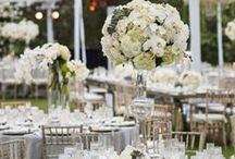 Centerpieces and Room shots