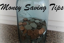 Saving Money Tips / We all need to save some money | A penny saved is a penny earned | Money Saving Tips | Frugal Living | Thrifty Living | Couponing |