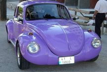 It is called 'VosVos' here / Who doesn't love a #Volkswagen #beetle which most aesthetic ever designed car