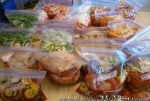 Freezer Cooking/Meal Planning / by Alicia Forrester