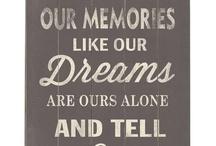 Memories worth remembering