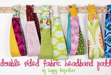 Headbands & Hair Accessories  / Headbands & Hair Accessories that you can make yourself.
