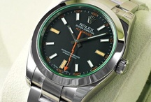Rolex / The leading name in luxury watches.
