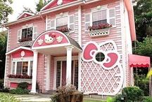 Hello Kitty Wonderland / I love Hello Kitty!