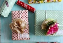 gift. / it's better to give than to receive.