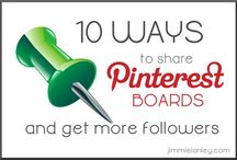 Pinterest Tips / Pinterest tips for bloggers.