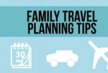 Family Travel Tips / Family tips. How to travel with your family for less money. How to travel with your family with less stress.
