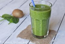 Healthy Juices & Smoothies / Healthy juice recipes. Healthy smoothie recipes.