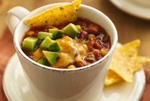 Soup & Chili / Soup recipes. Chili recipes. Tips for making soup and chili.