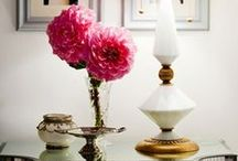 inspiration: live (decorate) / things i like that inspire me to decorate my home / by Devora Zauderer