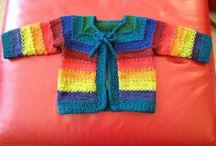 Tulip Sweaters for Babies
