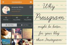 Instagram Tips For Bloggers / Instagram tips for bloggers.