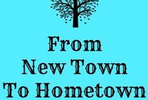 New Home to Hometown / a 31 days series on how to create friendships and community in your new town in a way that will have you calling it hometown faster than you thought possible