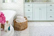 Bathrooms / Bathrooms | bathroom decor | bathroom makeover | farmhouse bathroom | kids bathroom