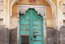 Doors- Portals / by Roula Corban