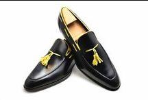 Men's Footwear / by Roula Corban