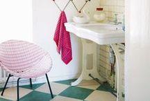 inspiration: live (bathroom) / by Devora Zauderer